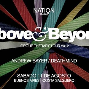 Estigma Live @ Group Therapy w/Above & Beyond