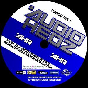 Audio Hedz AHR promo Mix 1 [2009]
