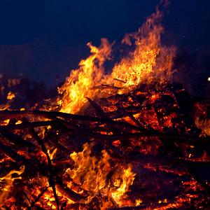 El origen del fuego yaqui
