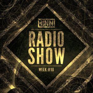 HINNI Radioshow Week #10 .2016