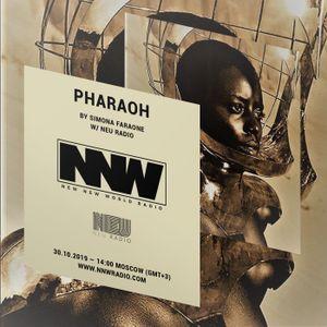 Neu Radio Takeover w/ Simona Faraone as Pharaoh - 30th October 2019