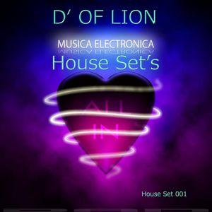 DJ House Set 001