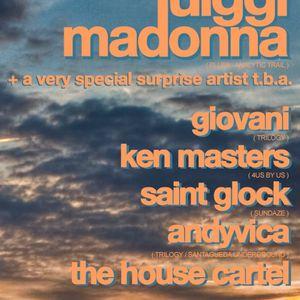 Luigi Madonna & Tom Hades @ Z Hotel / www.trilogynyc.com
