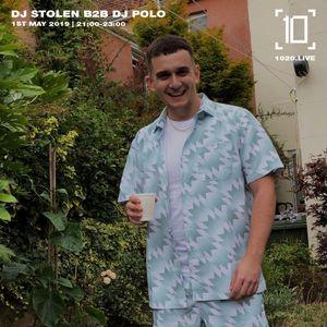 DJ Stolen w/ DJ Polo - 1st May 2019