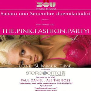 The Pink Fashion Party