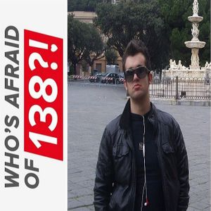 Dj Gsonar @ Radioaktiva Wednesday In Trance Style 10-04-2013 special set Who's Afraid Of 138?!