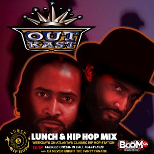 Lunch & Hip Hop W/ Dj Silver Knight feat Warren G