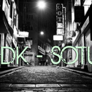 SDK - SOTU SOUNDS OF THE UNDERGROUND JULY/2012