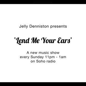 Lend Me Your Ears (08/05/2016)