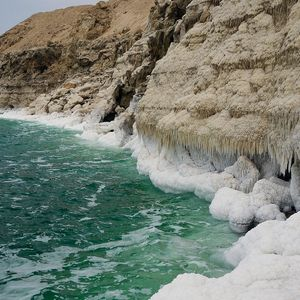 How Deep Is the Dead Sea?