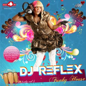 DJ Reflex: UK Funky Vol 5