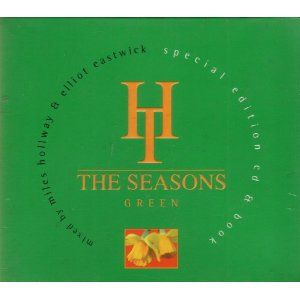 Hard Time: Seasons (Green) - Mixed by Elliot Eastwick & Miles Holloway