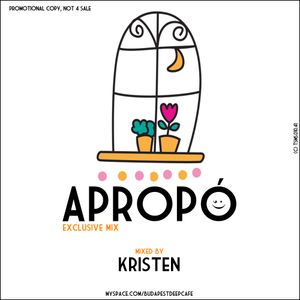 Apropo mixed by Kristen