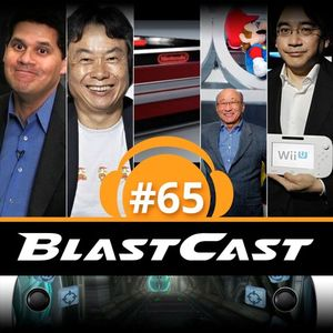 BlastCast #65 – Coletânea de Rumores sobre o Nintendo NX