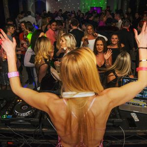 PINK MANSION 2017 NYE PARTY - The Mansion London Special Mix - DJ Fabrizia