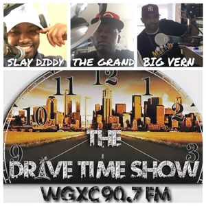 The Drive Time Radio Show (Tight As A Screw PT3) 01/18/17