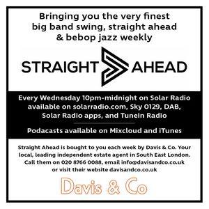 20-09-17 Straight Ahead on Solar Radio with David Lewis and davisandco.co.uk