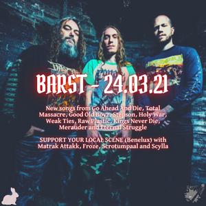Barst DIY Radioshow music only - 24.03.21