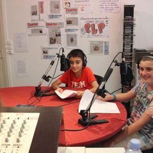 Ma radio, mon quartier, ma ville : émission sur les discrimination des élèves du collège J.Moulin