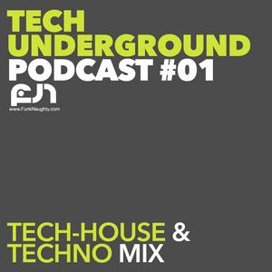 Tech Underground 01 Adam Metusa Mix