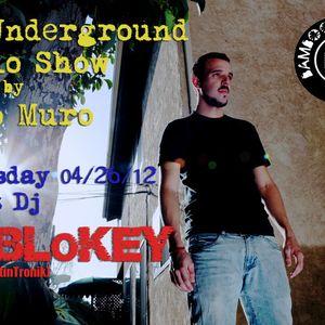 LA Underground Radio Show w/ PABLOKEY (Wha! Records) hosted by Enzo Muro
