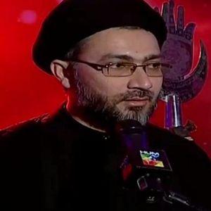 10th Muharram 1437-2015 Majalis e Sham e Gariban - Moulana Shehanshah Hussain Naqvi - HUM TV - Karac