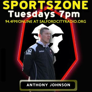 Salford City FC Joint Manager Anthony Johnson on being champions!
