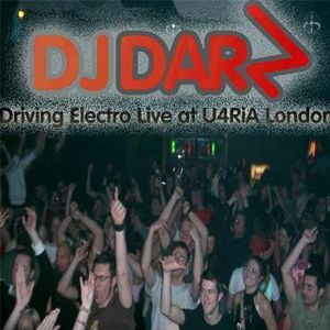 DJ Darz - Driving Electro Live at U4RiA London (Driving House/Electro)