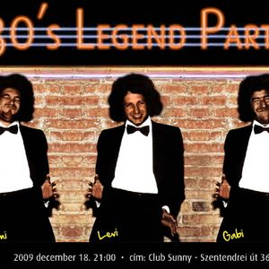 30's legend party warm up mix