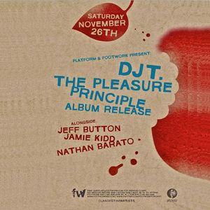 JB048 - Live @ Footwork Opening Set for DJ T. (2011)