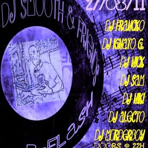 27/08/11 - Dj Smooth @ B-Flash (The Tube Aalst)