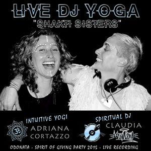 SPIRITUAL DJ KITTYDISCO+CORTAZZO MIX yogasmic discolicious #livedjyoga FLOAT EVENT #loveulikedisco