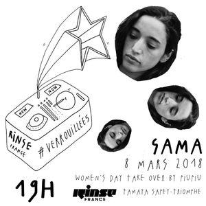 Women's Day Take Over : Sama - 08 Février 2018