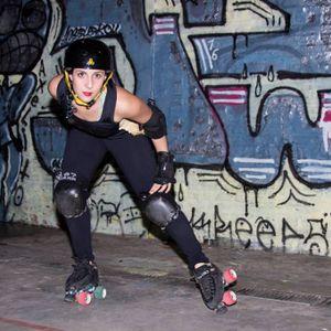 Entrevista Macarena Pappalardo de 2x4 ROLLER DERBY