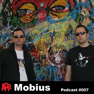 Mobius | APE Music Podcast #007