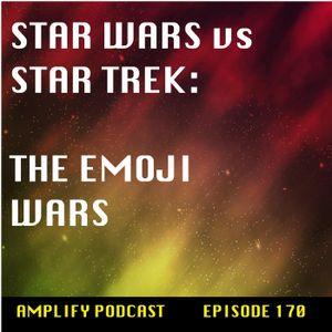 Star Wars vs Star Trek: The Emoji Wars