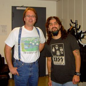 #577 The Backbeat Experience - Interview with Mike Portnoy, talented American drummer