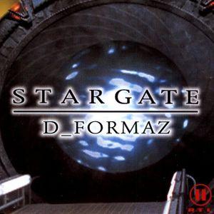 "D_Formaz ""Stargate"" (CD-Maxi Single) 1999"