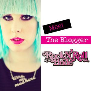007: Rock N Roll Bride-Meet the Wedding Blogger Kat Williams