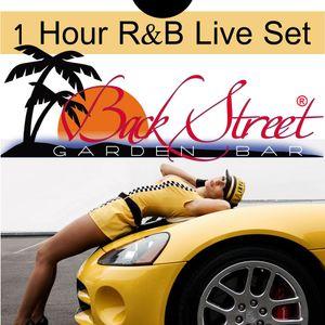 DjBj @ Back Street 1 Hour R&B November 2012 Live