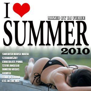 DJ Feree - I love Summer 2010