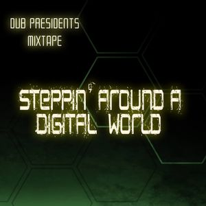 Dub Presidents mixtape - Steppin around a digital world (2015)