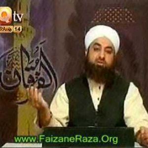 53-Hazrat umar farooq special qtv live program Mufti akmal qadri scholar