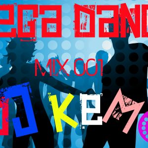 MEGA DANCE MIX 001 DJ