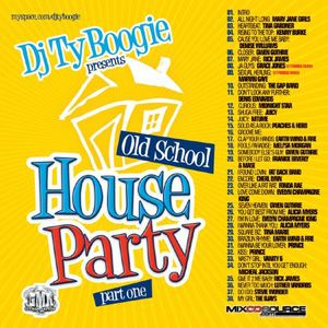 DJ Ty Boogie - Old School Party Pt . 1