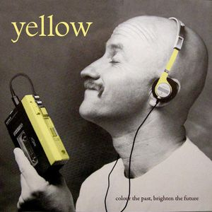 Yellow: Colour the Past, Brighten the Future. A mix by Musicvideodeejay.com