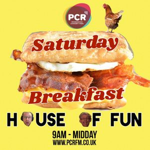 House Of Fun PCR Saturday Breakfast 18th March 2017
