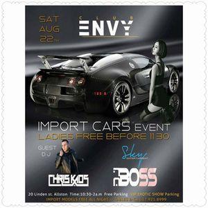 Episde 114 Club ENVY Mix DJBOSS FT TEAMKAOS