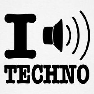Home techno dj. set 2015
