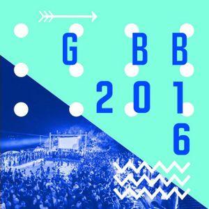 Girandella Beat Beach / Techno Beach Stage 08.2016.